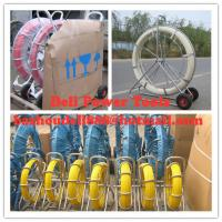 Duct rodding,Conduit duct rod,CONDUIT RODDER,