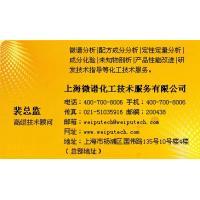 Cotton leveling agent formulation detection, cotton leveling agent composition tests