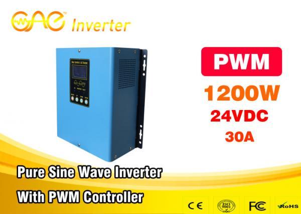China 12v 24v 48v Solar Powered Inverter Dc 110v 220v Ac Solar Power Inverter 1.2kw supplier