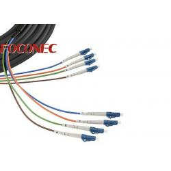 China LC to LC Indoor / Outdoor Fiber Optic Patch Cord , Outdoor Patch Cable on sale