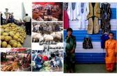 Sunday Bazaar Kashgar