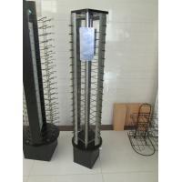 Flooring Spinner Retail Merchandising Display Stands / Eyeglass Display Rack