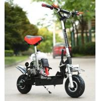 49cc 4 Stroke Mini Motor Scooter High Tensile Steel With 10 Inch Pneumatic Tyre