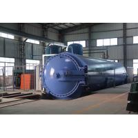 Rubber Vulcanized  Autoclave With Safety Interlock , Automatic Control,and is of high temperature and low pressure