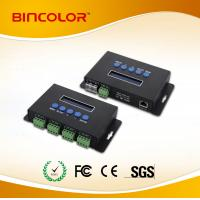 4 channels  Ethernet-SPI/DMX pixel light controller Artnet controller