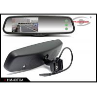 Smart Standard Car Rear View Mirror Camera With Auto LCD Brightness Control