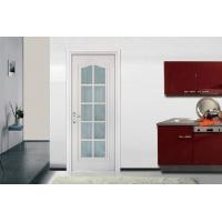 Oak wood kitchen doors
