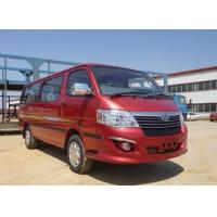 Diesel Engine Van Mini Bus , Mini Bus Van Maximum Carrying Capacity 15 Passengers