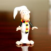 Promotional PVC Cartoon Character Toys for Creative Decorations and Gifts