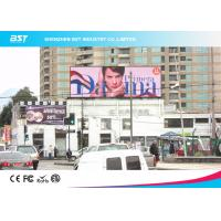 High Resolution P10 Outdoor Led Display Advertising Screen With 160x160mm Module