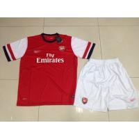 2014 Football sportwear sets soccer Arsenal home jerseys OEM Club & Nation football shirt