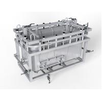 T6061 Block Aluminum Machined Rotational Moulding Tool UV Resistant