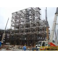 Precast Industrial Steel Warehouse Building Fabrication With Short Production Cycle