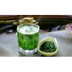 China buy green tea: 2017 New Chinese Organic Green Tea-Hanzhong Maojian Superfine on sale