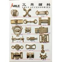 Women Custom Made Metal Shoe Buckles Shoes Accessories For OEM Designs