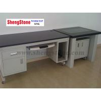 Laboratory Epoxy Resin Day Platform Cpuntertop,All Steel Structure Epoxy Resin Worktop Furniture