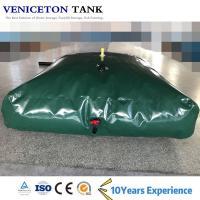 Veniceton custom  5000L water bladder water bag for Underground water storage in Belgium