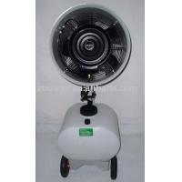 2012 New Design Fan +humidifier 2 in 1 16 water cooler fan HB-211 Black