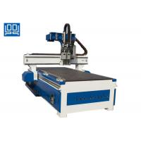 CNC Woodworking Equipment Drilling And Cutting Machine Automatic Oil Lubrication