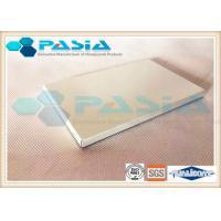 Edge Folded Aircraft Honeycomb Floor Panels High Impact Strength 6*1.5 M2 Size