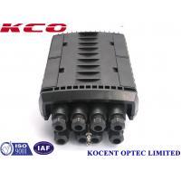 Wall Pole Mountable 288 Cores Fiber Optic Splice Enclosure Box KCO-JCD-288