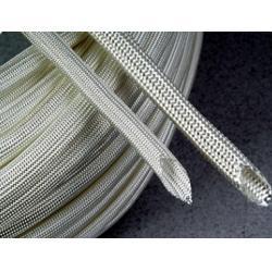 China High Temperature Fiberglass Sleeve on sale