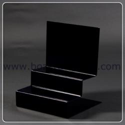 China Black Acrylic Stair Riser on sale
