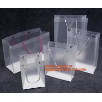 Promotional Gift Foldable PP Printed Laminated Recyclable ,square handle bag PP gift packaging bag,Advertising handbags