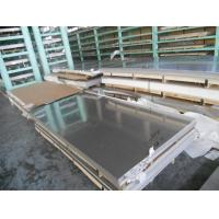 SUS 304 316 Stainless Steel Plate / SS Sheet 0.1mm-150mm Thickness
