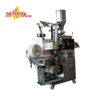 SS304 Automatic Filter Paper Tea Bag Packing Machine For Inner And Outer Bag