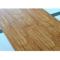 CE DIY Textured Laminate Flooring , Maple Wood Laminate with Small Embossment