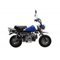 Buggy 4 Stroke Off Road Bikes/ Motorbike35 Km/H Max Speed Blue Steel Body