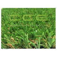 35mm High Residential Artificial Grass Synthetic Lawn Turf PE Material