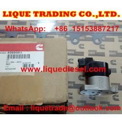 China Genuine and original Actuator 4089981 fit CUMMINS QSX15 / ISX15 engine on sale