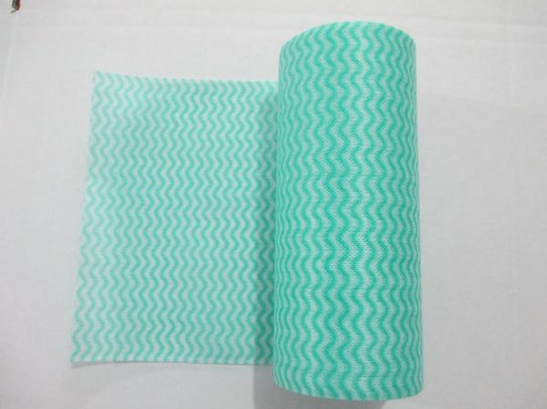 Microfiber Non Woven Multi Purpose Cleaning Wipes For