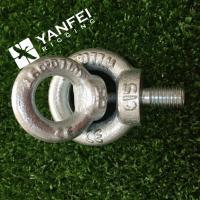 Qingdao Yanfei Rigging -Rigging Hardware-M6-M8-M10-zinc plated din580 lifting eye bolt
