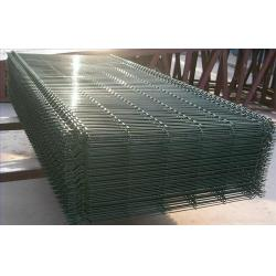 China Curvy Welded Wire Mesh Fence on sale