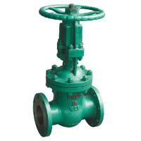 NKZ41H, NKZ941H vacuum seal structure gate value Applicable medium Water, Steam, Air