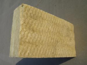 Inorganic non combustible rock wool insulation board for Fireproof rockwool