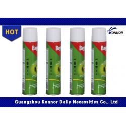 China 400ml Insect Killer Spray No Residual , Aerosol Eco Friendly Bug Spray on sale