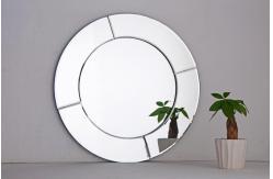 el cuarto de bao decorativo duplica la decoracin casera de los espejos redondos del espejo de cristal de la pared