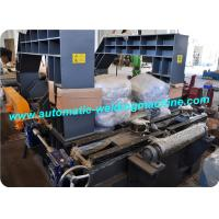 H Beam Automatic Welding Machine With A.C. VF Drive System