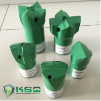 7 / 11 / 12 Degree Taper Chisel Drill Bit for Small Hole Rock Drilling Tools