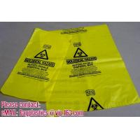 Biohazard Bin Liners, Biohazard Waste Bags, Biohazard Garbage, Waste Disposal Bag