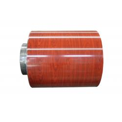 China Reliable HDGI CR Prepainted Steel Coil Custom 0.2mm - 1.2mm For Construction , no peeling on sale
