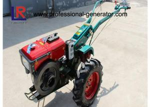 Agricultural Tractor Tillers And Cultivators 12HP Farm Hand Tractor ISO Approved