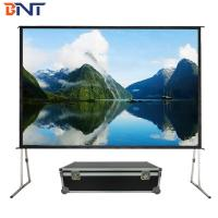 200 inch  projection screen used in  outdoor