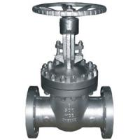 26 Inch Oil Gate Valve A216 GR WCB Gear Operated 150 LBS RF Flanges