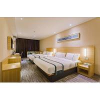 Professional Modern Hotel Bedroom Set , Commercial Bedroom Furniture
