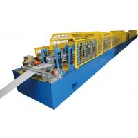 European Style 55mm PU Foamed Rolling Shutter Door Forming Machine with 38 Roller Stations ISO Certificated